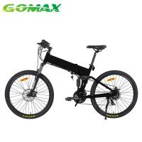 China 100km range 250w 26 36 volt lithium ion battery electric mountain bike adult pocket bikes on sale