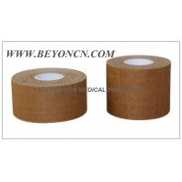 Wholesale High Strength Rayon Sports Wrists Rigid Strapping Tape With Porous Zinc Oxide Adhesive from china suppliers