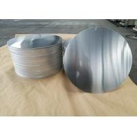 Buy cheap Alloy 1235 Food Grade Aluminum Round Disc Catering Tray Cookware Industry from wholesalers