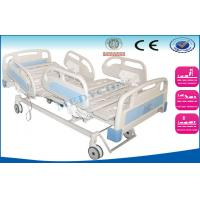 Wholesale abs side rails 5 Function ICU Hospital Bed for patients used BDE202 from china suppliers