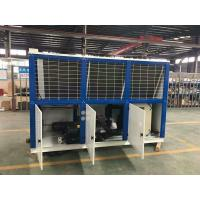 China Compact Box Type Air Cooled Condensing Unit for Cold Room with Refcomb Compressor on sale