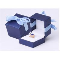 Wholesale Handmade Jewellery Packaging Boxes , Elegant Style Custom Printed Jewelry Boxes from china suppliers