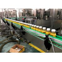Wholesale 200ml-2L Bottle Mineral Water Juice Bottle Filling Machine , Liquid Filling Bottling Machine from china suppliers