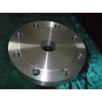 Wholesale Standard ANSI B16.5 gr2 forged titanium flange/ titanium pipe flange used for pressure ves from china suppliers
