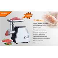 Powerful Electric Meat Grinder With Stainless Steel Gear