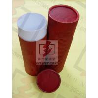 Wholesale Red Food Cardboard Tubing Packaging Biodegradable With Goods In Stock from china suppliers