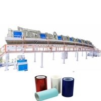Wholesale PE Protective Film 180m/Min 500mm Adhesive Tape Coating Machine from china suppliers