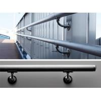 Wholesale Stainless steel stair handrail bracket for glass railing from china suppliers
