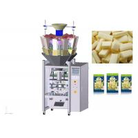 Wholesale Double Servo Motor Automatic Packing Machine , High Speed Cheese Packaging Machine from china suppliers