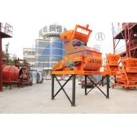 Wholesale 0.75m3 Twin-Shaft Concrete Mixer With Best Price For Concrete Mixer JS750 from china suppliers