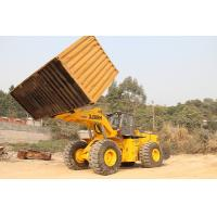 Buy cheap container fork loader use for Docks, desert from Wholesalers