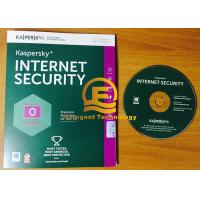 Wholesale Karpersky Antivirus Key Pc Security Software , Internet Security Software For Laptop from china suppliers