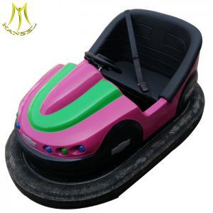 Wholesale Hansel outdoor park children fairground fiberglass bumper cars for sale from china suppliers