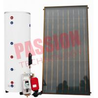 Wholesale Residential Solar Water Heater 200 Liter , Split System Solar Hot Water from china suppliers