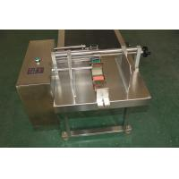 Buy cheap Double Reverse Wheel Page Counting Machine Continuous Inkjet Printing from wholesalers