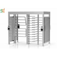 Wholesale Security Automatic Turnstiles Stainless Steel Full Height Turnstile Gate from china suppliers