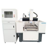 Wholesale hot sale CNC Mold Router Machine for Aluminium/Copper/Iron metal engraving machine 3d cnc router from china suppliers