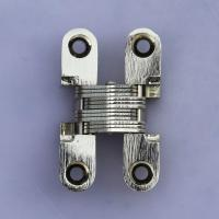 180 degree small hidden hinge for furniture doors 43*9.5*11.5mm for sale