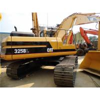 Wholesale Used Caterpillar 325B Excavator,Used Excavator For Sale from china suppliers
