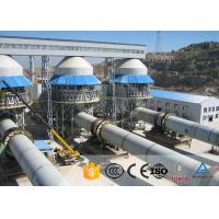 Quality 1.6*36m Equipments Used In Cement Plant 1.2-1.9TPH Rotary Kiln Plant Refractory Lining for sale