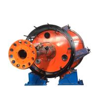 Wholesale Underground Cable Laying Machine Red And Yellow Color With Large Cross Section from china suppliers