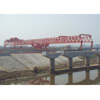 Wholesale JQG280t-55m Beam Launcher gantry crane for highway from china suppliers