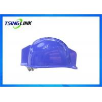 Wholesale Durable 4G Video Transmit Smart Safety Helmet Bluetooth For Construction Site from china suppliers