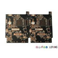 Wholesale Immersion Gold ENIG Automotive Printed Circuit Board With Matt Black Solder Mask from china suppliers