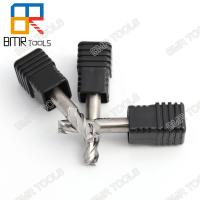 Wholesale BMR TOOLS 8.0mm with 10mm shank HSS 6542 square end mill cutter 4flute DIN844 standard for metal milling from china suppliers