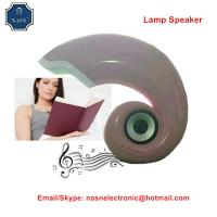 China Night Lamp Speaker electric speaker with mobile phone charger for sale