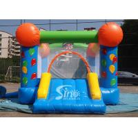 Indoor kids small inflatable bouncer for family fun from China Inflatable for sale