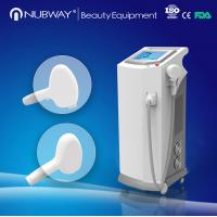 Wholesale Excellent cooling system sapphire big spot 808nm diode laser machine for hair removal from china suppliers