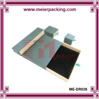 Wholesale Jewelry Paper Box With Sponge Velvet Pad Inside Small Jewelry Box Set ME-DR026 from china suppliers