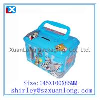Wholesale Popular Coin Saving Tin Can from china suppliers