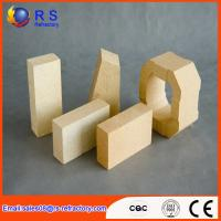 Buy cheap White High Density Fire Proof Bricks , Bauxite Chamotte Lightweight Refractory Bricks from Wholesalers