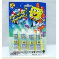 Wholesale Magic bubble toys, magin balloon,sponge bob,blow balloon from china suppliers