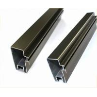 Wholesale Natural Anodized Aluminum Window Profiles For Interior Decoration Materials from china suppliers