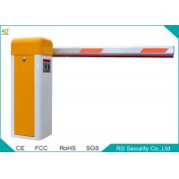 Quality Electronic Security  Road Boom Barrier Gate For Access Control System for sale