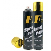 Wholesale Anti Corrosive Bright Gold Aerosol Spray Paint from china suppliers
