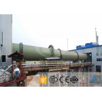 Yz3529 Rotary Kiln In Cement Plant 400 Tons High Capacity Low Speed Driven