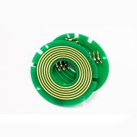 Buy cheap Pancake Slip Ring 28mm Hole High Reliability Transmitting In Harsh Operating Environments from wholesalers