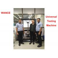 Wholesale Electromechanical Universal Testing Machine  with 1000mm test width for automotive seat compression test from china suppliers