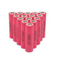 Wholesale LG 18650 battery lg he2 electric scooter battery he2 2500mah electric scooter 1000w eec battery from china suppliers