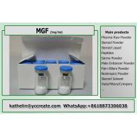 Bodybuilding Injectable Lyophilized Peptides MGF / Mechano Growth Factor Powder For Muscle Growth for sale