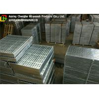 Wholesale Galvanised Round Bar Compound Steel Grating Preventing Dirt Deposition from china suppliers