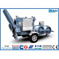Wholesale Max Pull 190kN 19T High Voltage Transmission Line Stringing Equipment from china suppliers
