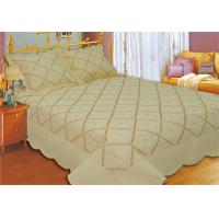 Wholesale Household Bedroom Embroidery Quilt Kits No Bleaching With Machine Made Technics from china suppliers