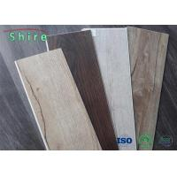 China High Performance SPC Vinyl Plank Flooring Tile With 0.3mm / 0.5mm / 0.7mm Wear Layer for sale