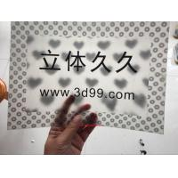 Wholesale OK3D A5 size dot fly eye photo frames round dot 3d photo frames fly eye 3d photo frames with depth 3d effect 360 from china suppliers