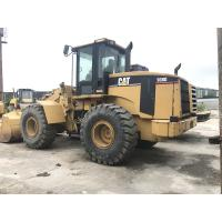 China Made In Japan 938G Used CAT Wheel Loaders CAT 3126 Engine 158hp Engine Power for sale